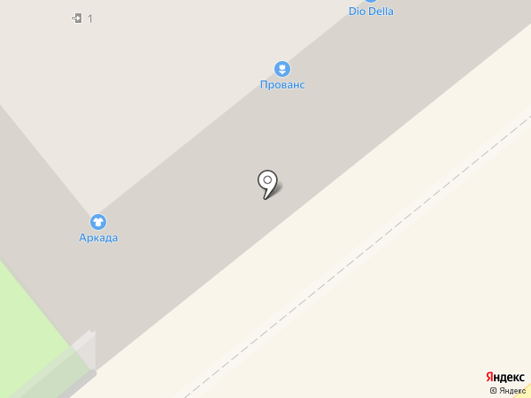 Dio Della на карте Кургана