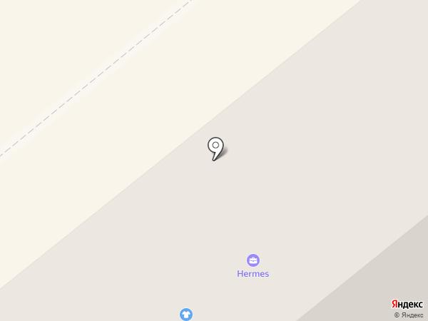 Маленькая умница на карте Кургана