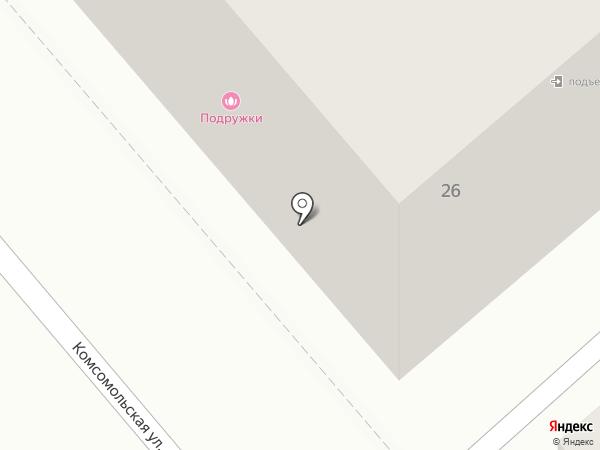 Терра на карте Кургана