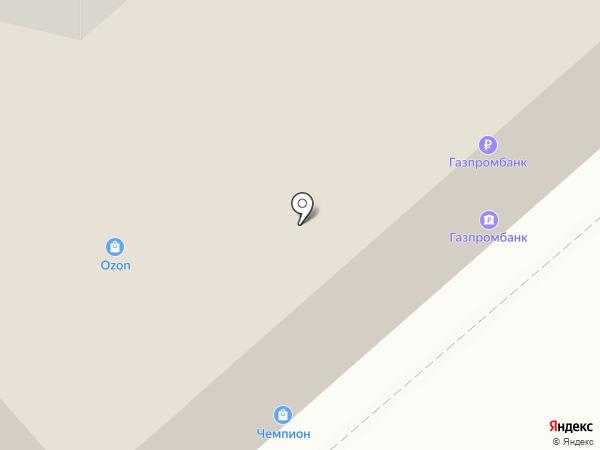 Лобанов И.А. на карте Кургана