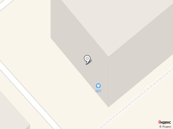 Мужская мода 007 на карте Кургана
