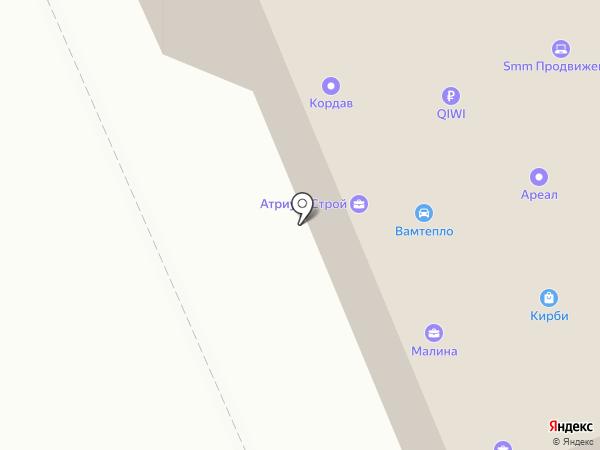 Группа Компаний Олимп на карте Кургана