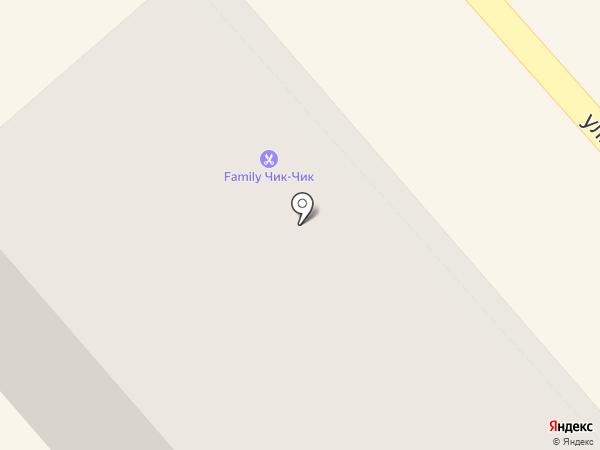 Eleganse на карте Кургана