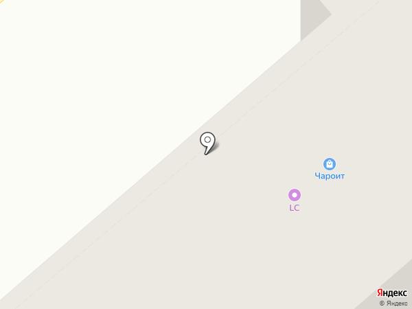 Япоки на карте Кургана
