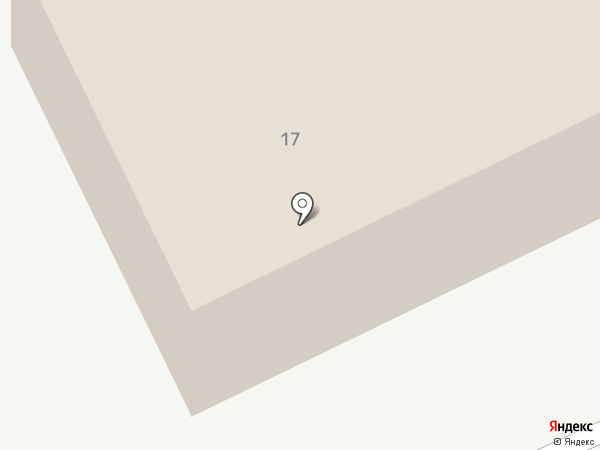 Кузнечная мастерская на карте Кургана