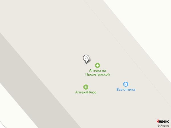 Эвалар на карте Кургана