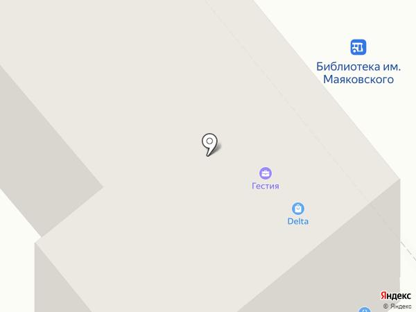 Инженер на карте Кургана