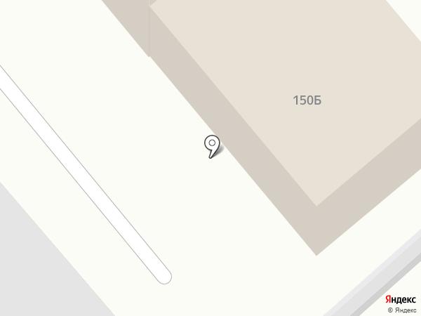 Торгово-монтажная компания на карте Кургана