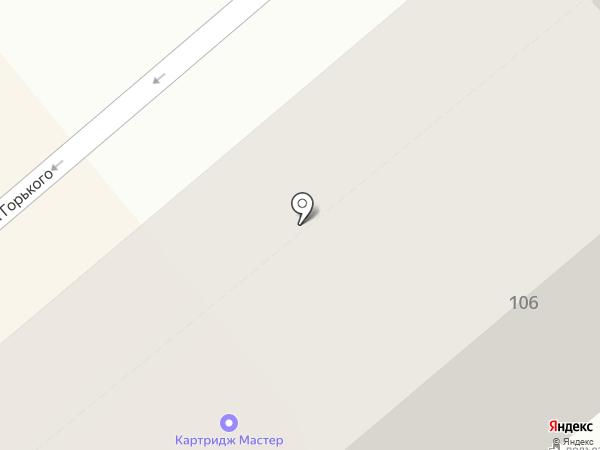 ФинСити К на карте Кургана