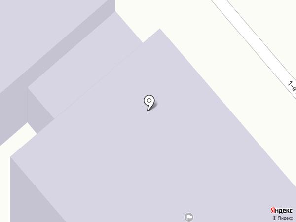 Центр экологии, охраны труда и БЖД на карте Кургана