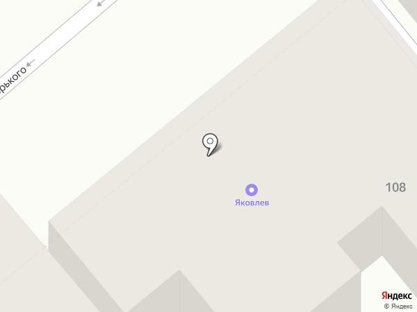 Электромонтаж М на карте Кургана