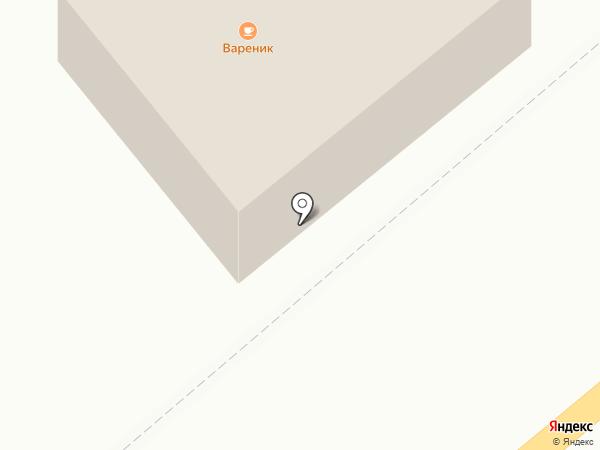 Русские пельмени на карте Кургана