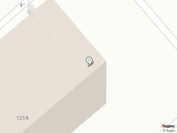 Прессбург на карте Кургана