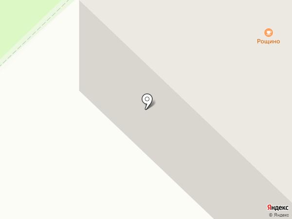 Кафе на карте Тюмени