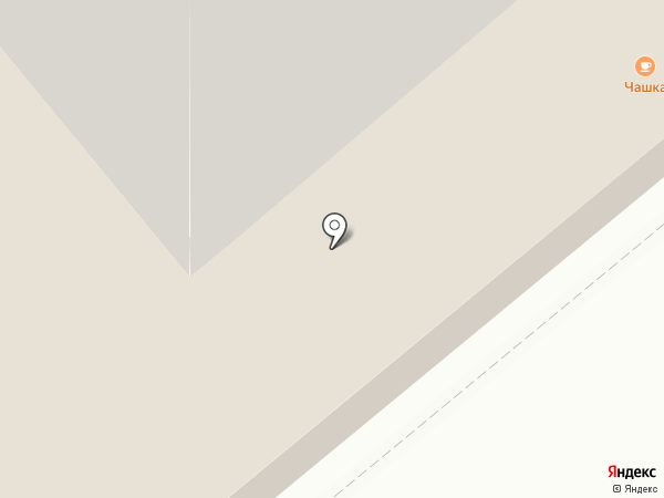 Отделение почтовой связи №18 на карте Кургана