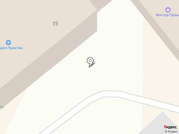 Спецкомплект на карте Кургана