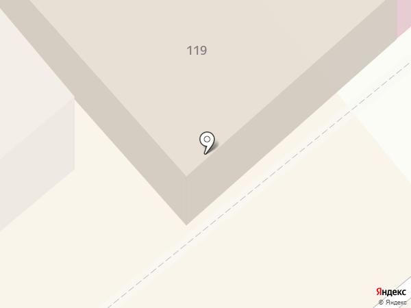 Granat на карте Кургана