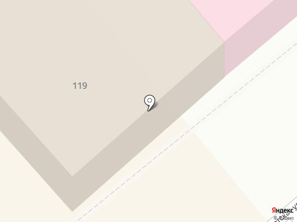 Хабиби на карте Кургана