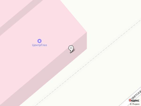 СК Любимый город на карте Кургана