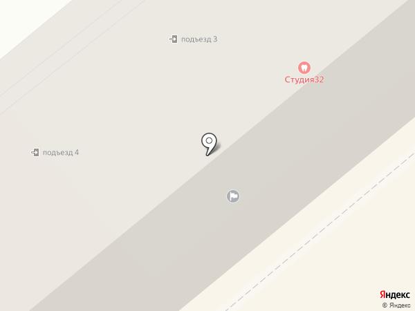 Радиочастотный центр Центрального федерального округа на карте Кургана