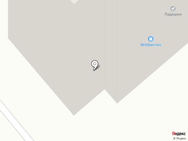 Мобильные штучки на карте Кургана