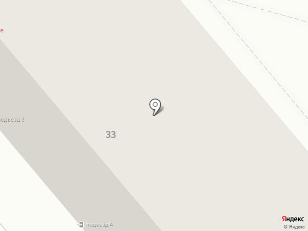Курганская детская поликлиника на карте Кургана