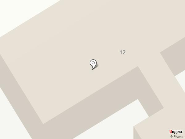 Водный Союз на карте Кургана