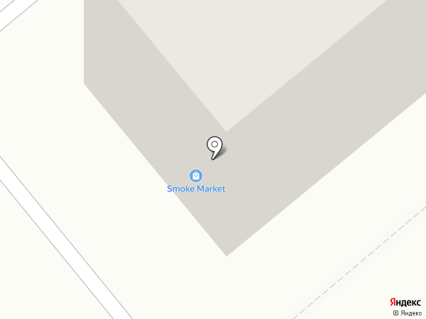 Smoke market на карте Кургана