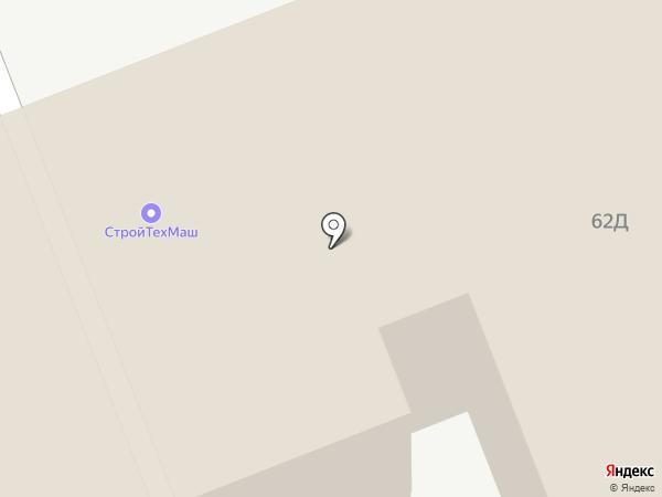 ГлавПодряд45 на карте Кургана