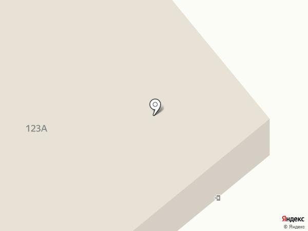 Пятёрочка на карте Кургана