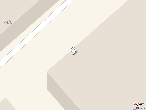 Торгово-сервисный центр на карте Кургана