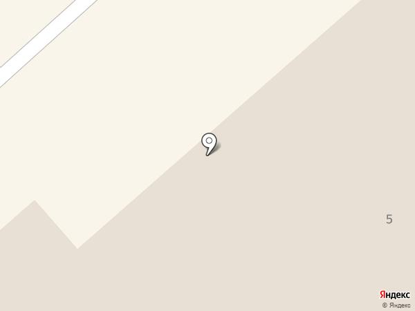 Автомир на карте Кургана