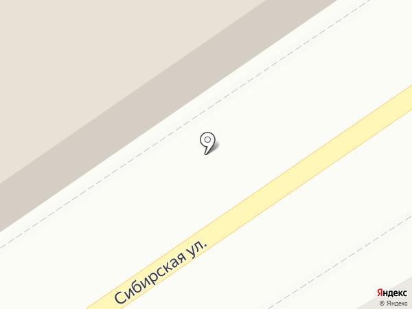 Авто-Полюс на карте Кургана
