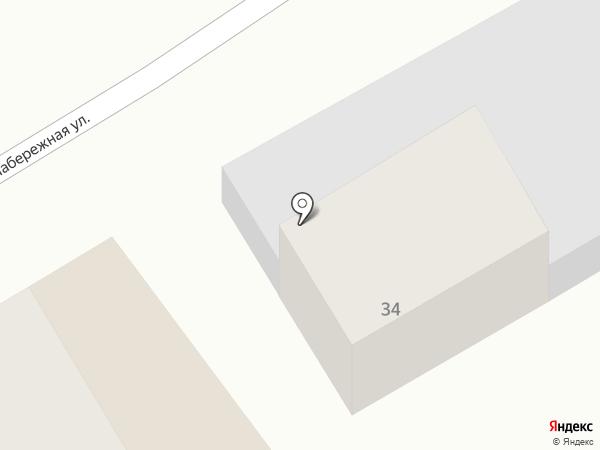 ВАСКАР на карте Кургана