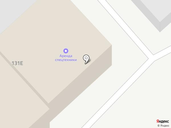 Центр заказа спецтехники на карте Кургана