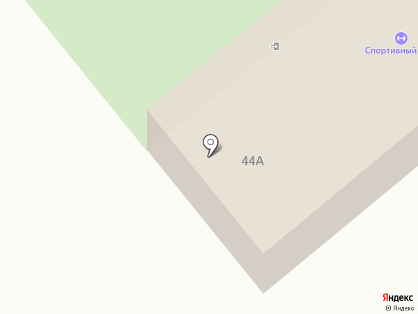Радуга на карте Кургана