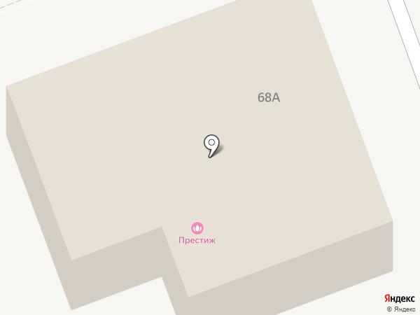 Престиж на карте Кургана