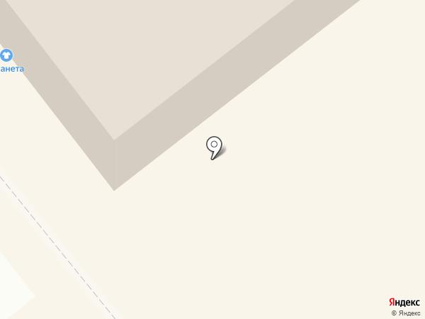 Сервис+ на карте Кургана