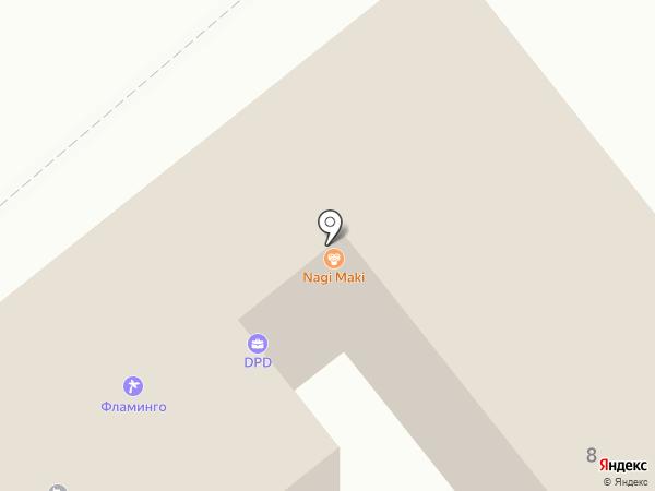 ХУКАЛАУНДЖ на карте Кургана