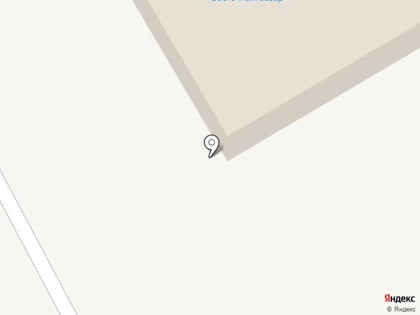 Восточный базар на карте Кургана