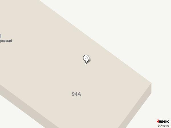 АвтоКонтакт на карте Кургана