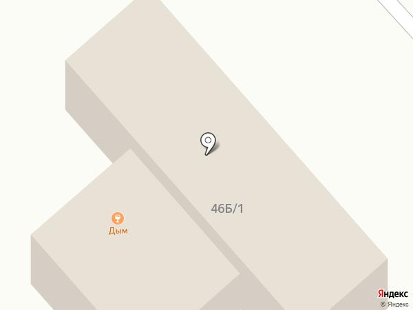 Дым на карте Кургана