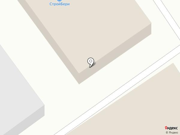 СтройБерри на карте Кургана