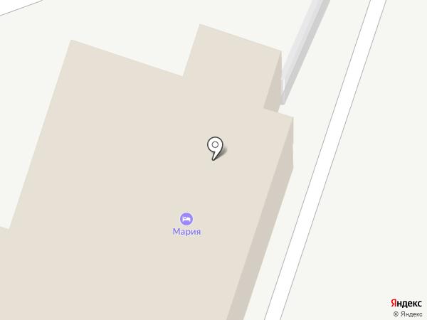 Мария на карте Кургана