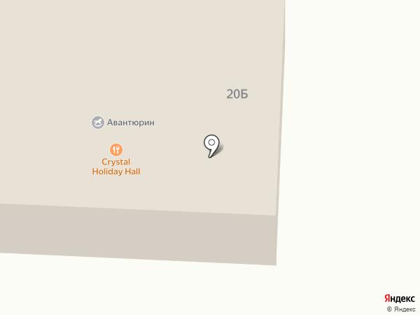 Бульвар на карте Кургана