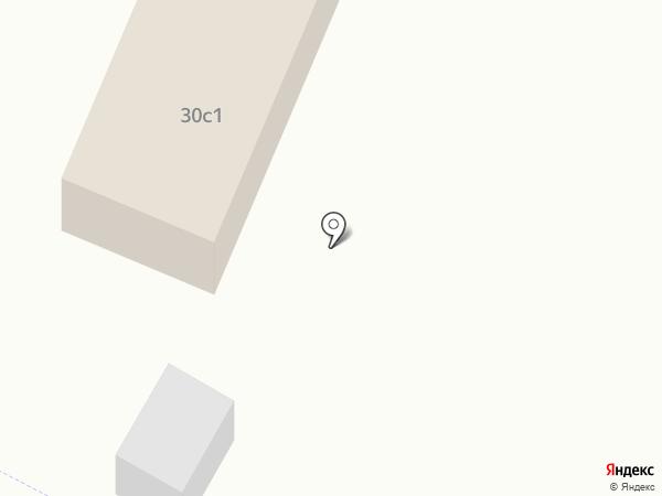 СТО ШИН на карте Большого Чаусово
