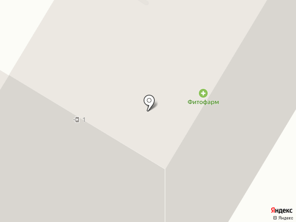 Фитофарм на карте Кургана