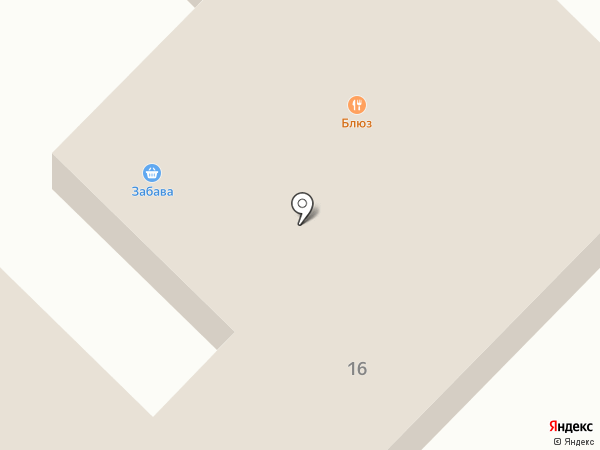 Забава на карте Кургана