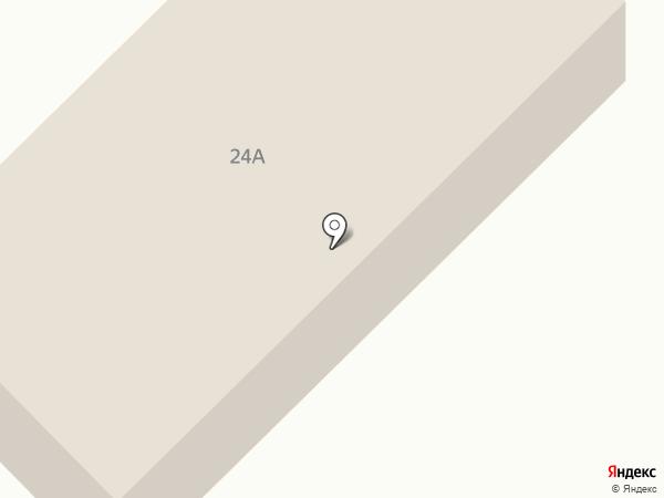 Узоры крестьянского дома на карте Кургана