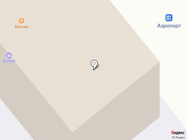 Космос на карте Кургана